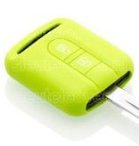 Nissan SleutelCover - Lime