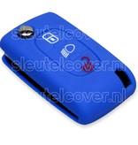Peugeot SleutelCover - Blauw