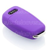 Audi SleutelCover - Paars