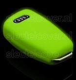 Audi SleutelCover - Glow in the Dark