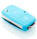 Audi SleutelCover - Licht Blauw