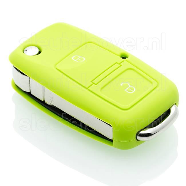 Audi SleutelCover - Lime Groen