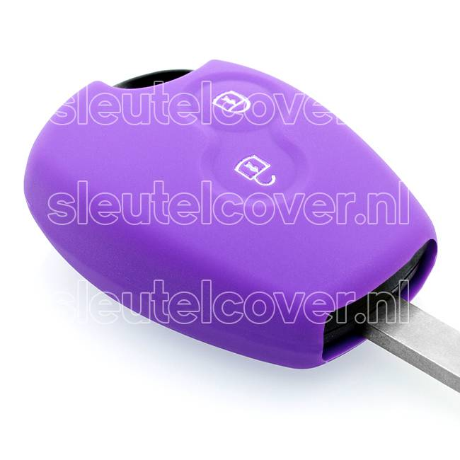Dacia SleutelCover - Paars