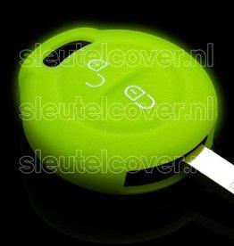 Mitsubishi SleutelCover - Glow in the Dark