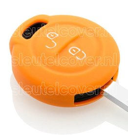 Mitsubishi SleutelCover - Oranje