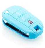 Citroën SleutelCover - Lichtblauw