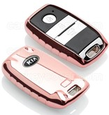 Kia SleutelCover -Rose Goud (Special)