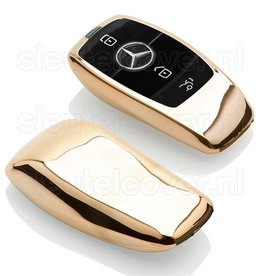 Mercedes SleutelCover - Goud (Special)
