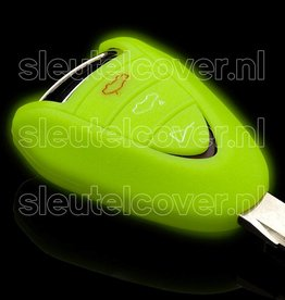 Porsche SleutelCover - Glow in the Dark