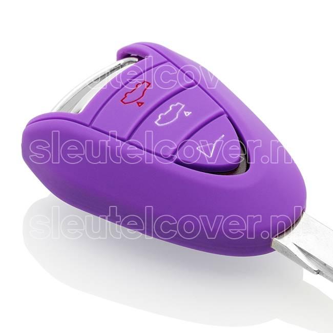 Porsche SleutelCover - Paars