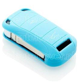 Porsche SleutelCover - Lichtblauw