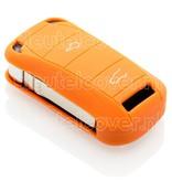 Porsche SleutelCover - Oranje