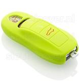 Porsche SleutelCover - Lime