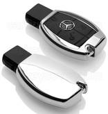 Mercedes SleutelCover - Chroom