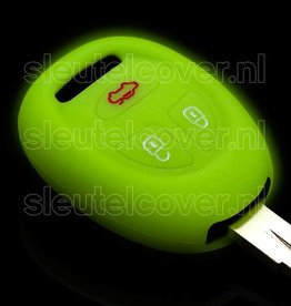 Saab SleutelCover - Glow in the Dark