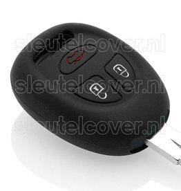 Saab SleutelCover - Zwart