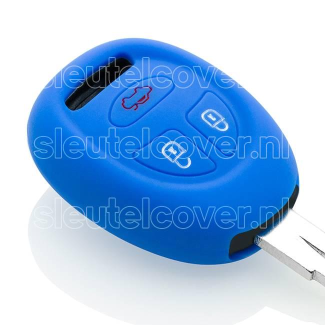 Saab SleutelCover - Blauw