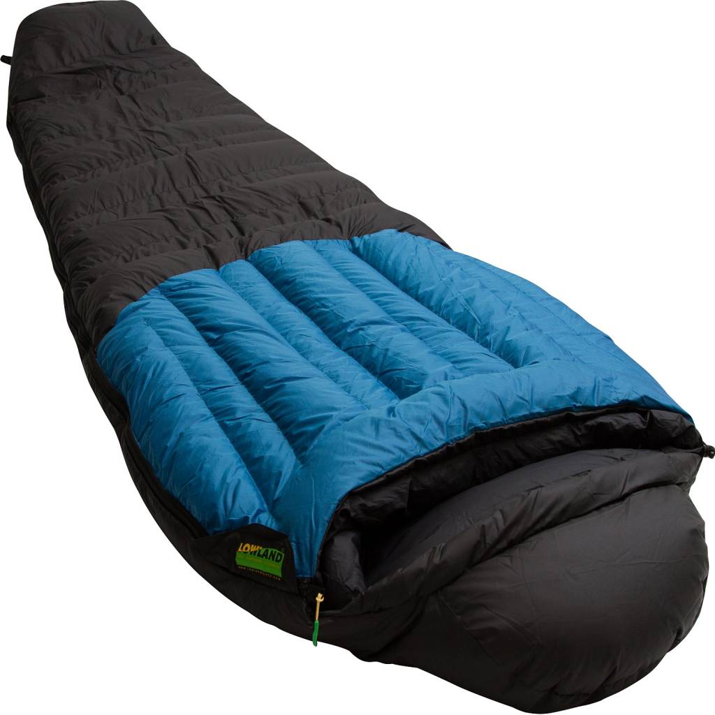 Lowland Outdoor Lowland Glacier Blue - Expeditionmodel  - 1695gr - minus 20°C