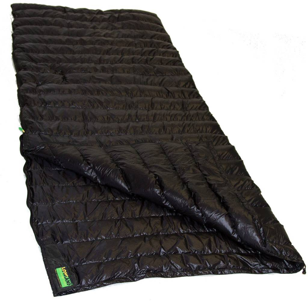 Lowland Outdoor Lowland Outdoor - Ultra compact Down blanket - 445 grams - +8°C