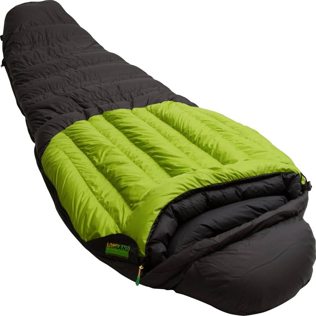 Lowland Outdoor Glacier Expedition│230 cm│1690gr│-20°C