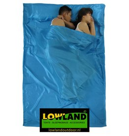 Lowland Outdoor Lowland Lakenzak - Superlight Liner - 2-persoons