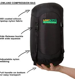 Lowland Outdoor Compression Bag│85gr