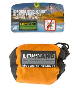 Lowland Outdoor LOWLAND OUTDOOR® Mosquito Headnet - 20gr