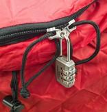 Lowland Outdoor LOWLAND OUTDOOR® Raincover Flightbag - Waterdicht PU-Oxford Nylon <85 Liter - 304gr