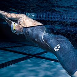 FINA approved wedstrijd zwemkleding Dames
