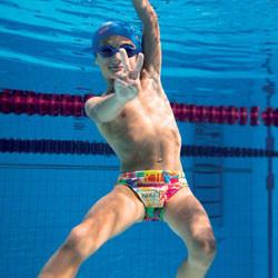 Trainings zwemslips