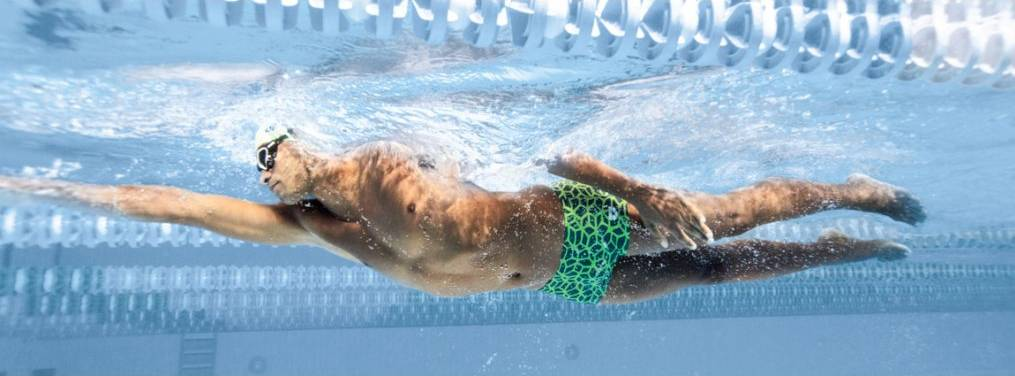 Low waist zwembroeken
