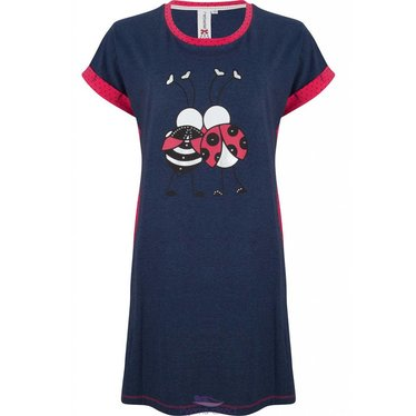 "Rebelle nightdress ""best ladybird friends"""