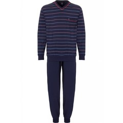 Robson men's 100% cotton pyjama set 'clean lines'
