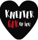 Rozen.nl kaartje Love serie -2 XXL