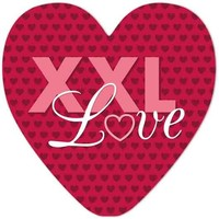 kaartje Love serie -2 XXL