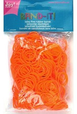 Band - It elastics 600 pieces. Orange