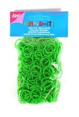Band - It elastics 600 pieces. Green