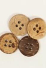 Drops Coconut Button 20mm / 515