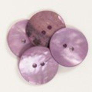 Drops Runder Knopf (lila) 20 mm / 609