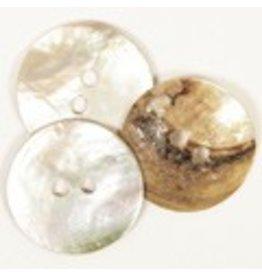 Drops Knoop Gebogen (wit) 34mm / 540
