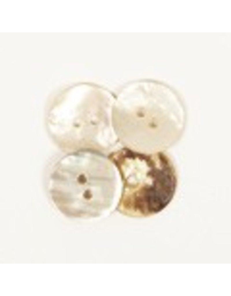 Drops Curved-Taste (weiß) 15 mm / 521