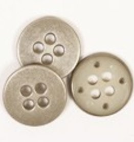 Drops Round Button (steel) 23mm / 542