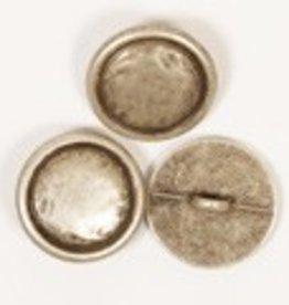 Drops Verdeckte Knopf (Silber) 20 mm / 529