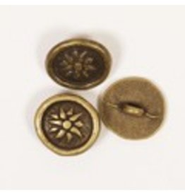 Drops Blinde knoop (inca) 15mm / 531