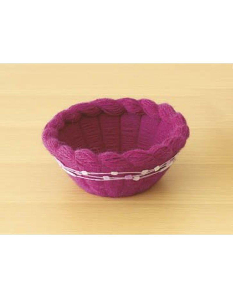 Clover Frame for baskets (around/large) 8423