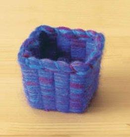 Clover Frame for baskets (rectangular small) 8421