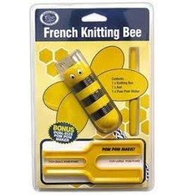 Punnik Pomponset / French Knitting Bee