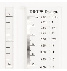 Drops Drops Needle Measure
