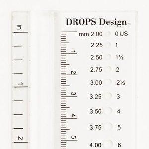 Drops Naaldenmeter