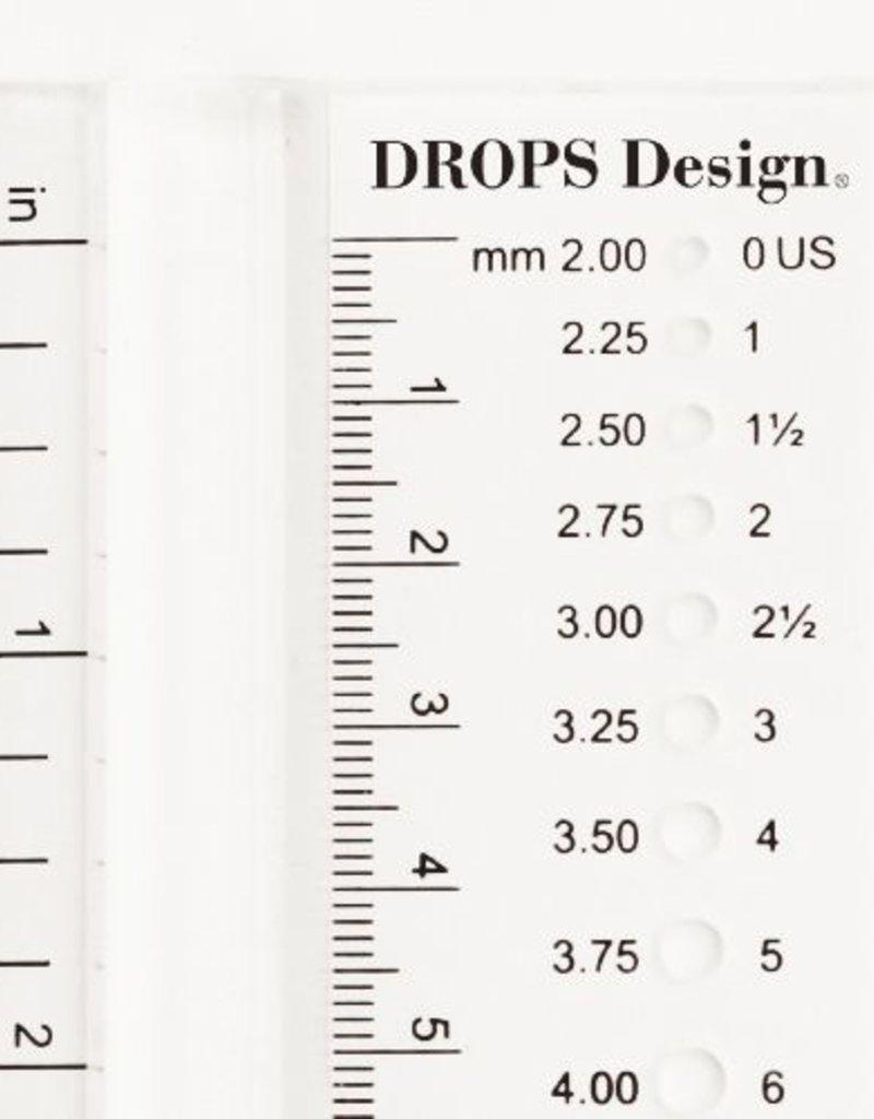 Drops Nadel-Maßnahme